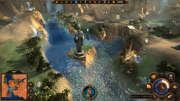heroes of might and magic 7 preview limbic entertainment ubisoft