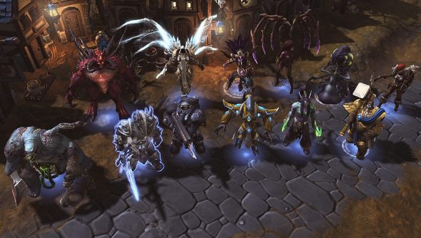 Heroes of the Storm competition