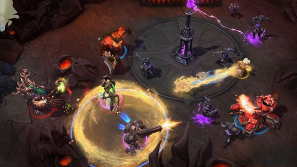 Dustin Browder Heroes of the Storm Ranked