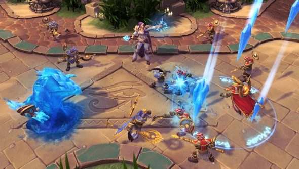 Heroes of the Storm best free PC games