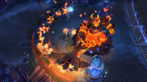 Heroes Of The Storm Needs To Change Its Business Model And It Seems Like Blizzard Have Already Started