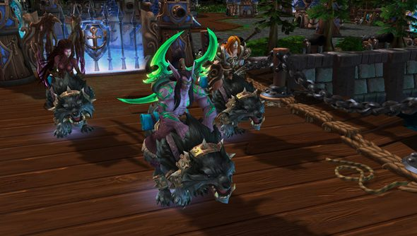 Beta signups for Heroes of the Storm opened in November.