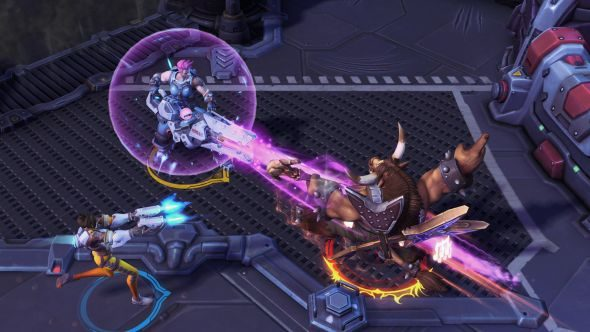 Heroes of the Storm Play of the Game
