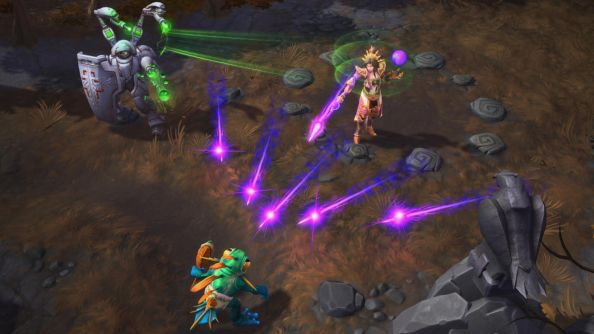 Heroes of the Storm Wizard