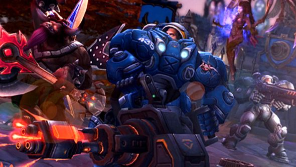 Heroes of the Storm team XP