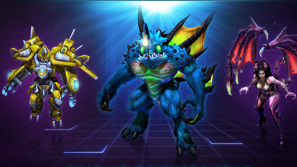 Sign up for the Heroes of the Storm beta and start worshiping your murloc god