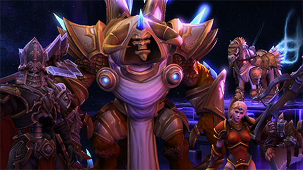 Blizzard details Heroes of the Storm's Eternal Confict update: new heroes, skins and mounts revealed