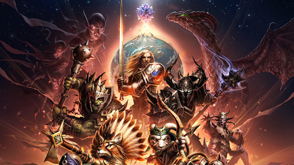 Hex Preview: a brilliant new collectible card game MMO