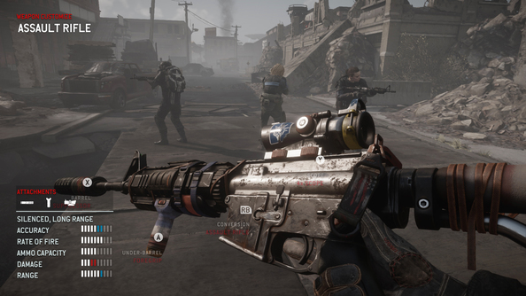 Homefront The Revolution preview
