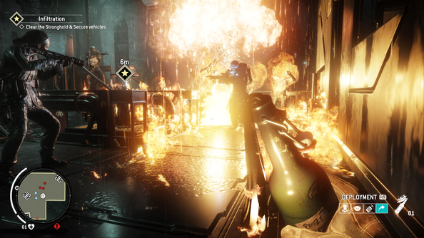 Homefront: The Revolution might have missed its 'wow!' window, but it's still better than you're expecting