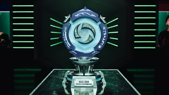 HGC trophy
