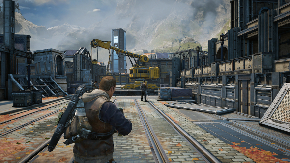 Gears of War 4 PC port review - high settings