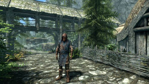 Skyrim Special Edition PC high settings