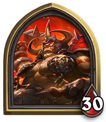 Hearthstone Highlord Omokk