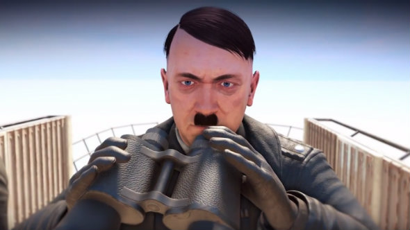 Sniper Elite 4's debut gameplay trailer shows off X-ray melee kills and Hitler pre-order bonuses