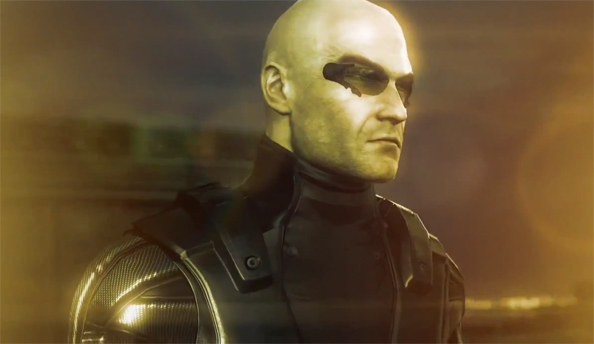 Hitman Absolution's Deus Ex DLC: See Agent 47 break necks as Adam Jensen