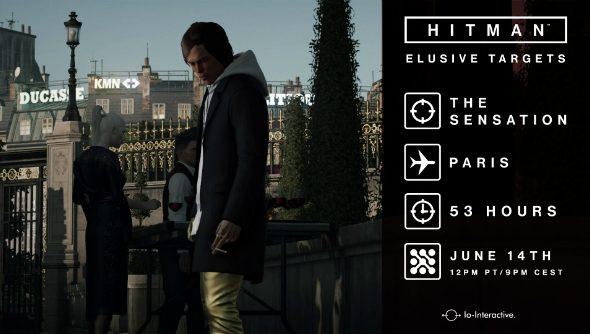 hitman elusive target situation