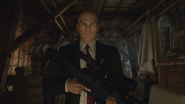 "IO Interactive will reveal Hitman's launch content ""soon"""