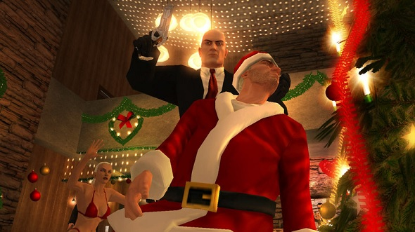 The best Christmas levels in gaming