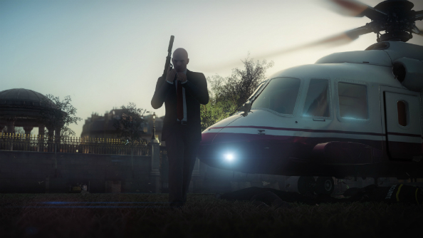 Hitman to support DirectX 12 at launch, IO promise increased performance