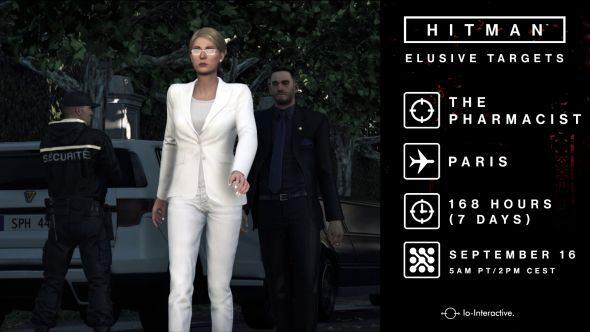Hitman elusive target 10
