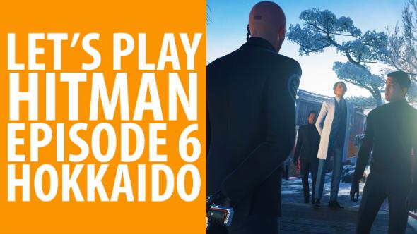 Hitman episode 6 Hokkaido Let's Play