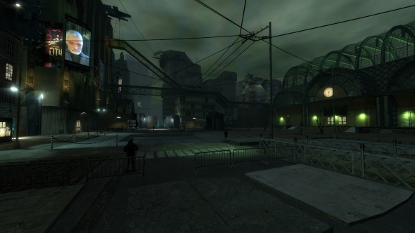 Ambitious Half-Life 2 mod Dark Interval rebuilds the classic from early concepts