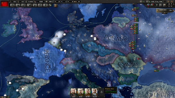 Hearts of Iron IV multiplayer: two days of total war | PCGamesN