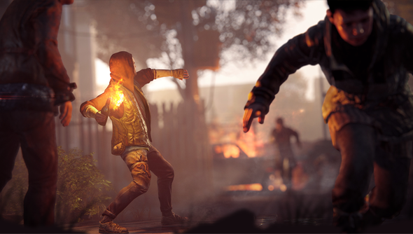 Homefront: The Revolution Crytek Deep Silver