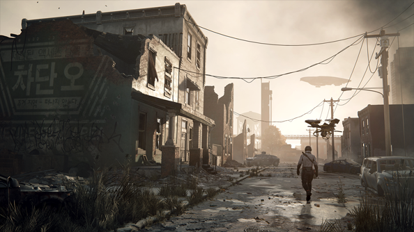 Crytek sells Homefront: new studio, Deep Silver Dambuster, now developing Homefront: The Revolution