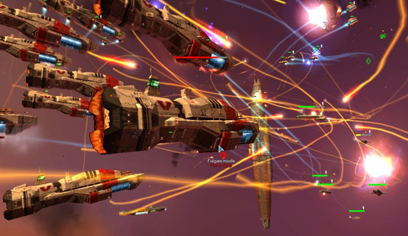 Homeworld license finds new owner but it's not the Save Homeworld campaign