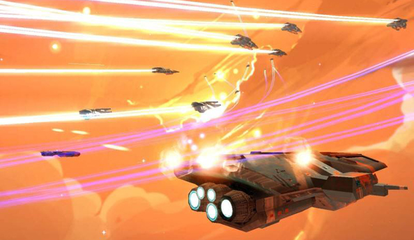 Homeworld license bought by Gearbox