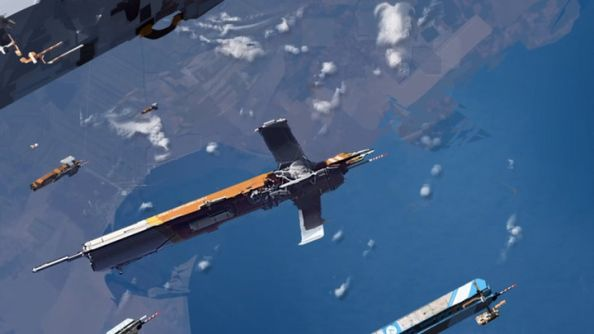 "Gearbox grant Homeworld name and ""many millions of dollars"" to spiritual sequel from ex-Relic staff"