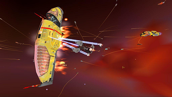UPDATE: Paradox and Stardock lost bid for Homeworld IP