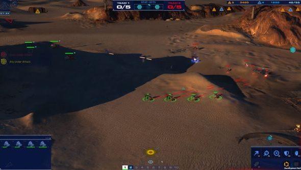 Homeworld: Deserts of Kharak multiplayer