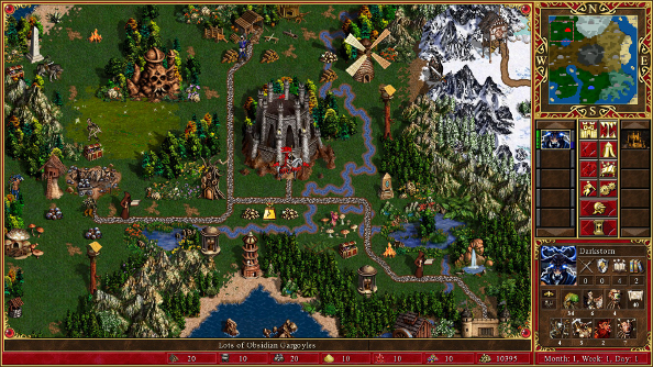 Heroes of Might & Magic III is getting an HD makeover and launches next month