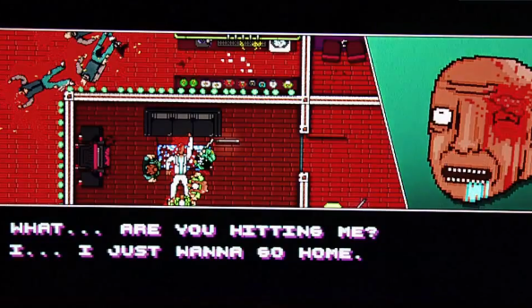 Hotline Miami 2: Wrong Number gameplay footage has more blood than your worst nightmare