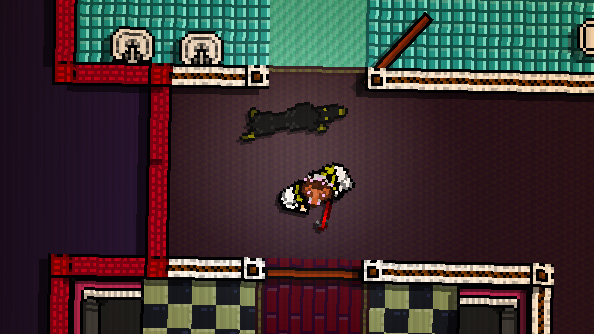 Hotline Miami 2 is a thing