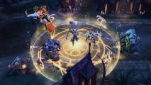 Heroes of the Storm Yrel Echoes of Alterac Gameplay