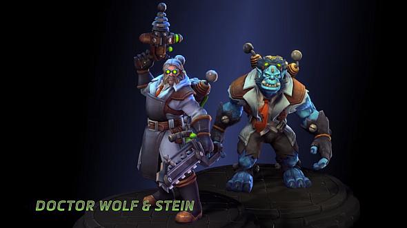 Dr Wolf & Stein