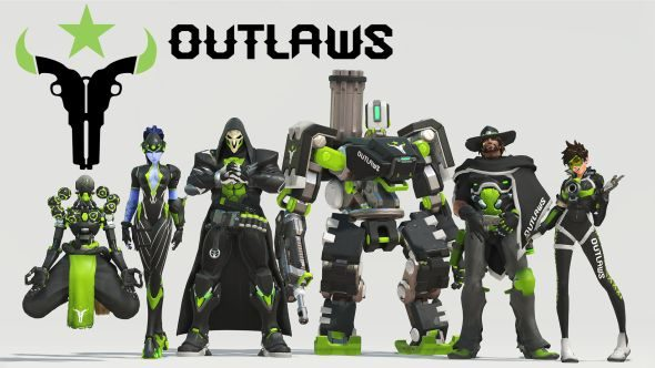 Houston Outlaws Overwatch team roster