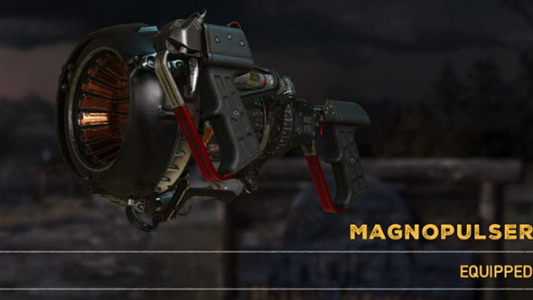 how to get magnopulser far cry 5 alien weapon