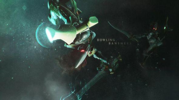 DOW 3 Howling Banshees