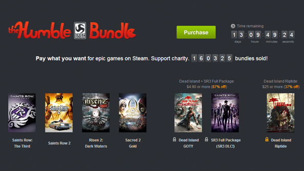 The Humble Deep Silver Bundle contains great games and not so great games