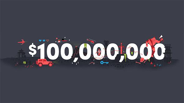humble bundle 100 million charity