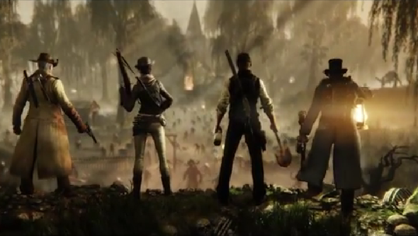 HUNT: Horrors of the Gilded Age Crytek