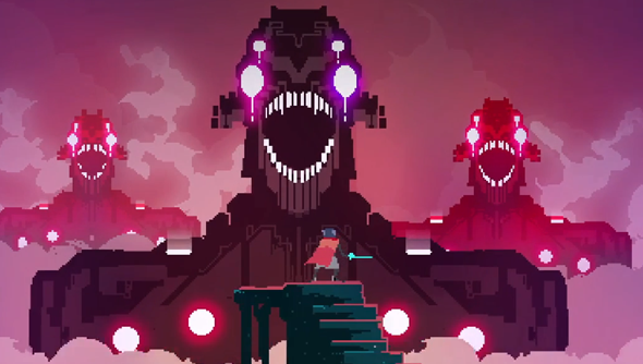 Hyper Light Drifter Heart Machine