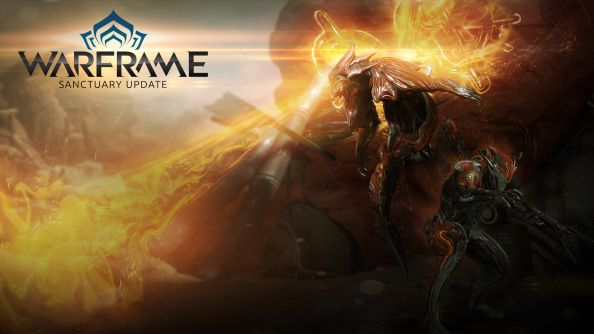 Warframe update adds new eight player mission, PVP maps and element master Chroma warframe