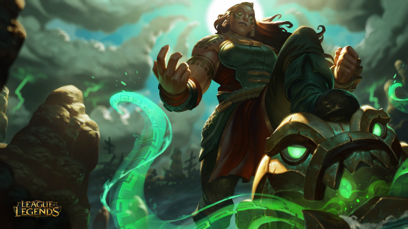 League of Legends gets huge patch and new champion, a Kraken Priestess