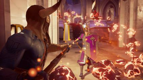 Mirage: Arcane Warfare teased - it's Chivalry: Medieval Warfare with magic